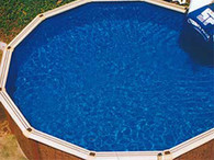 Round Pool Liner for Splasher 3.6m x 0.9m Pool, Australian Made