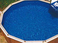 Round Pool Liner for Splasher 4.5m x 1.37m Pool, Australian Made