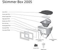 Zodiac 2005 Skimmer Quick Snaps (set of 2)