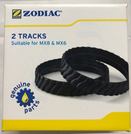 Zodiac 2 Tracks suitable for MX8, MX6 (tyres)