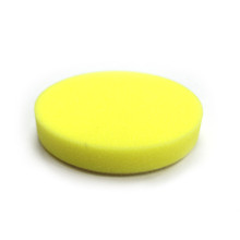 Buff and Shine Yellow Foam Cutting Pad 6""