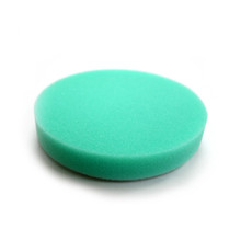 Buff and Shine Green Foam Polishing Pad 5.5""