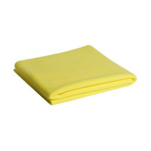 "Microfiber Madness Yellow Fellow (16"" x 24"")"