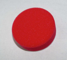 "Lake Country Hydrotech Crimson Finishing Pad 3"" Low Profile"