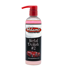 Adam's Metal Polish #2 16oz