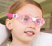 Childrens Swim Goggles Guide Kayenne Junior