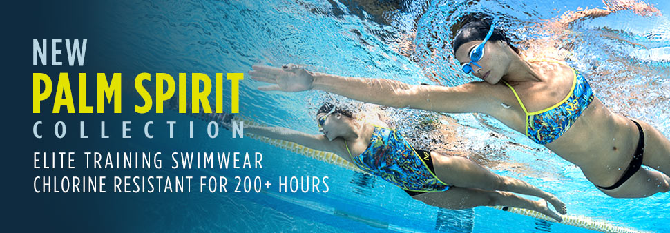 Chlorine Resistant Training Swimwear by MP Michael Phelps