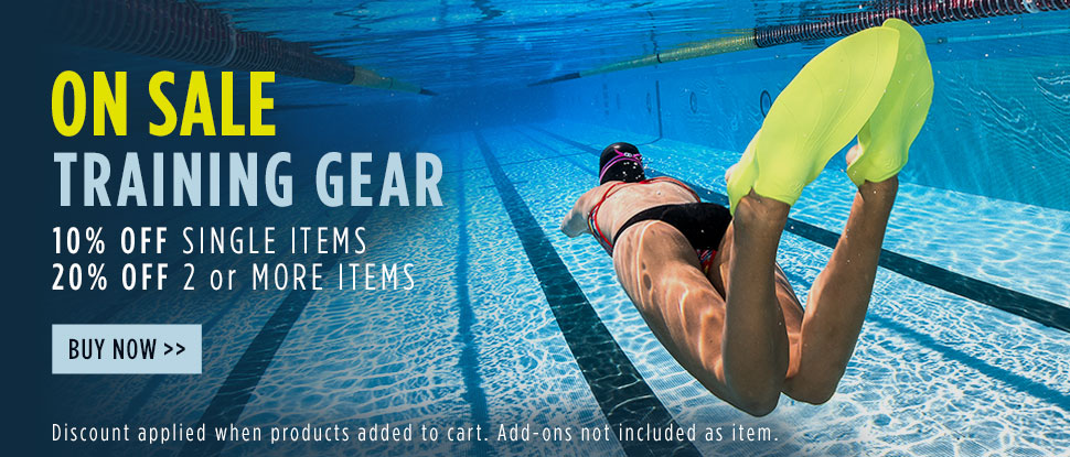 Swim Training Equipment Sale