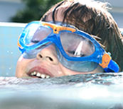 Kids Swimming Goggles Guide Vista Jr