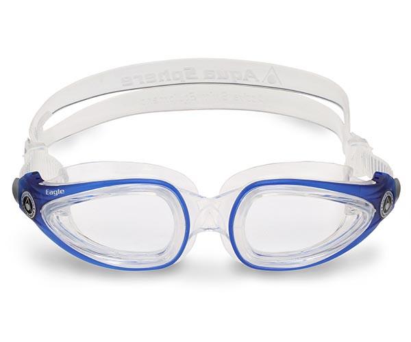 Prescription Swimming Goggles with Custom Corrective Vision