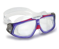 Seal 2.0 Ladies Swim Mask - Clear Lens