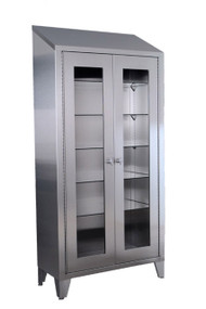UMF SS7834 Stainless Steel Storage Cabinet