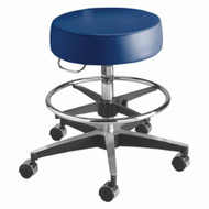 Brewer Century Series Physician Stool, with foot ring