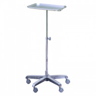 Brewer Mobile Instrument Stand, Chrome