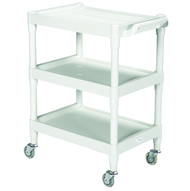 Brewer Plastic Utility Cart