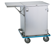 Pedigo CDS-256-MS Closed Surgical Case Cart