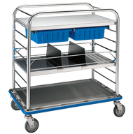 Pedigo CDS-147-A Distribution Carts