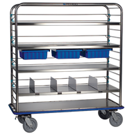 Pedigo CDS-149 Distribution Carts