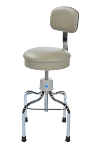 Pedigo P-39 Chrome Stool