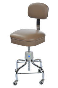 Pedigo P-51 Chrome Stool