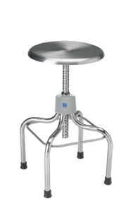 Pedigo P-1037-SS Stainless Steel Stool