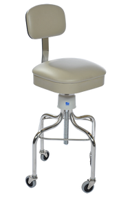 Pedigo P-1040-SS Stainless Steel Stool