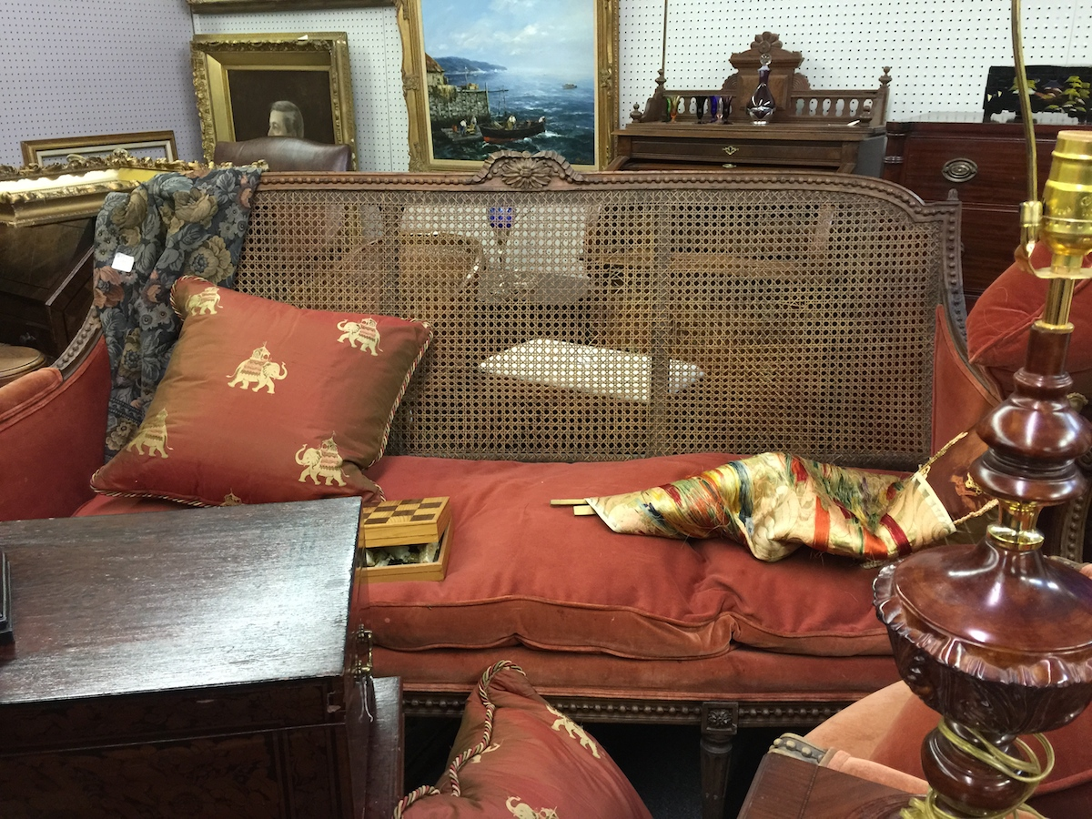 See How I Turned This Ugly Sofa Into A $3,495 Masterpiece ...