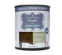 Jardin Green Chalk Finish Paint