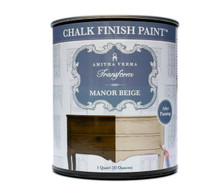 Manor Beige Chalk Finish Paint