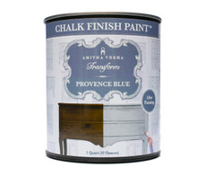 Provence Blue Chalk Finish Paint