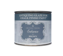 Enhance Antiquing Brown Glaze