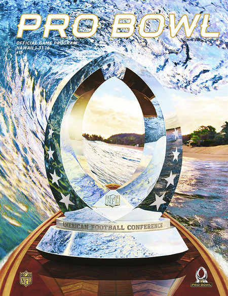 OFFICIAL 2016 PRO BOWL PROGRAM