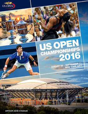 2016 US OPEN TENNIS CHAMPIONSHIPS