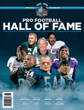2018-19 PRO FOOTBALL HALL OF FAME YEARBOOK