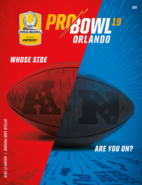 OFFICIAL 2019 PRO BOWL PROGRAM