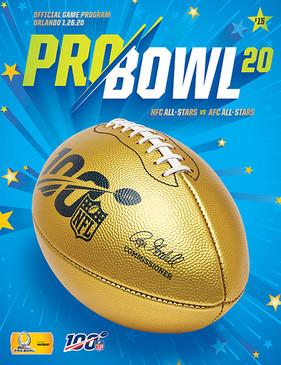 OFFICIAL 2020 PRO BOWL PROGRAM