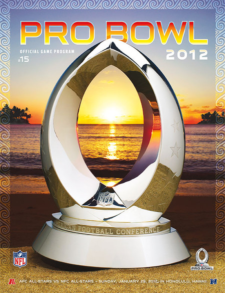 OFFICIAL 2012 PRO BOWL PROGRAM