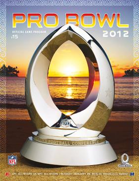 OFFICIAL 2012 PRO BOWL PROGRAM