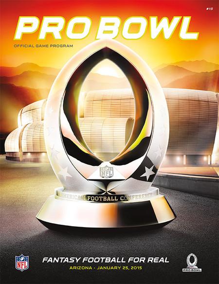 OFFICIAL 2015 PRO BOWL PROGRAM