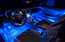 ... Single Color LED Interior Lights ... & LED Interior Light Kits for Cars by LEDGlow