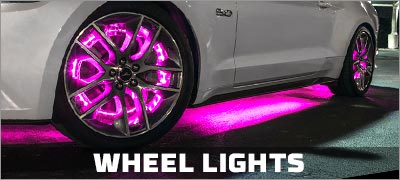 Wheel Well Lights