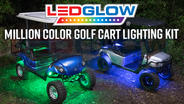 Golf Cart Underbody Lights Product Video