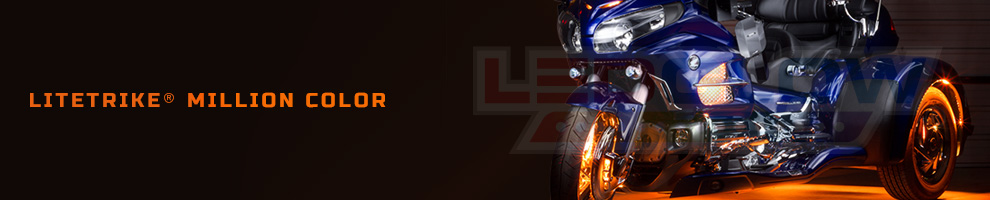 LED LiteTrike Motorcycle Lights
