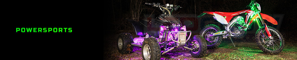 LED Powersports Lights