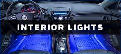 LED Car Interior Lights