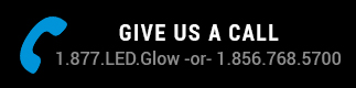 Call LEDGlow's Technical Support Department at 1-877-LED-Glow.