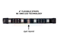 Advanced Million Color SMD LED Mini Motorcycle  Flexible Strip