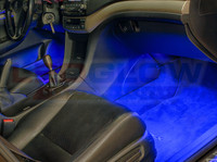 Blue Expandable SMD LED Interior Accent Lights