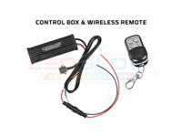 Classic Motorcycle Control Box and Wireless Remote