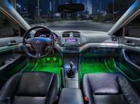 Green Expandable LED Interior Lighting Kit